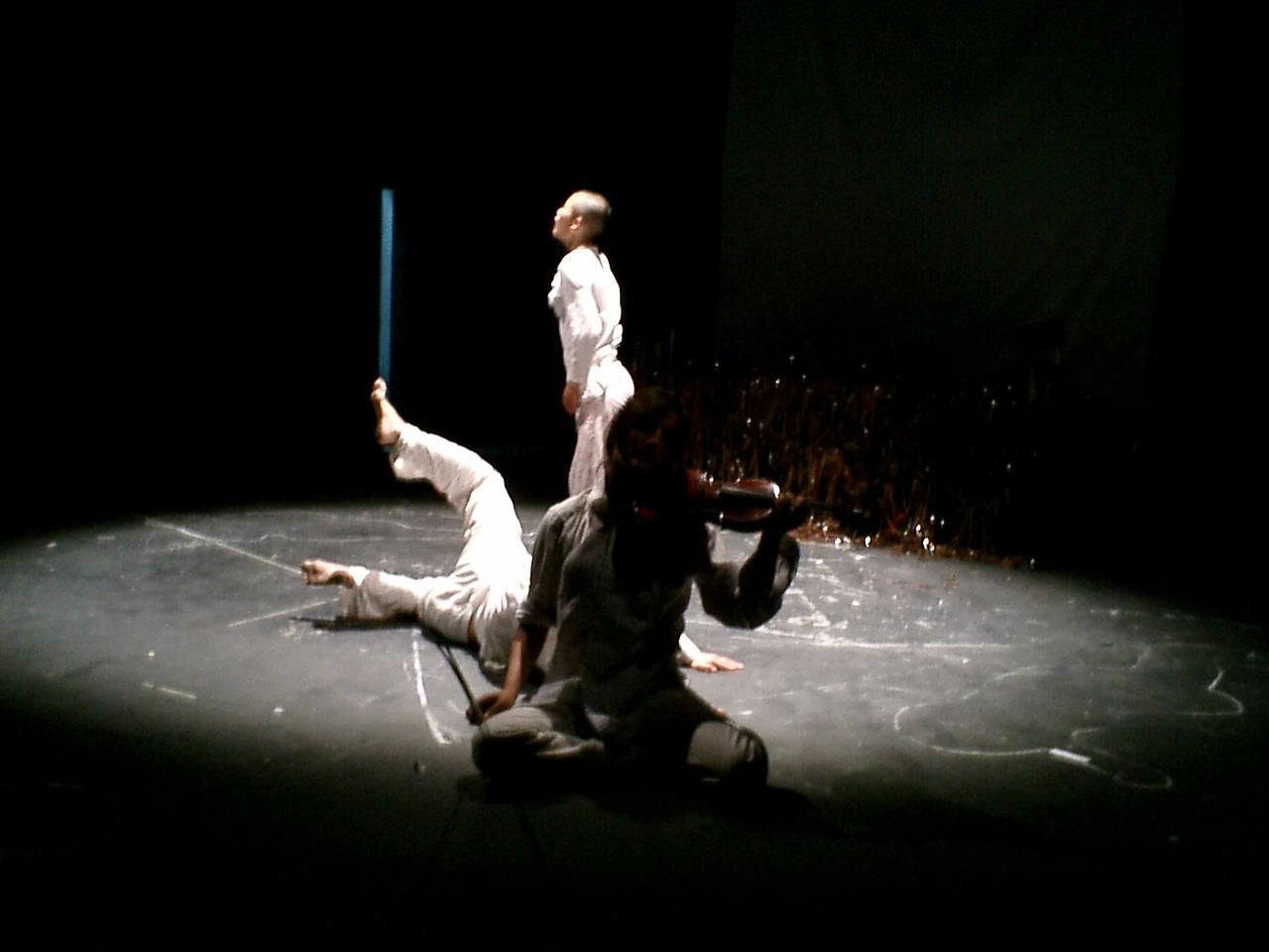 collaboration with director, Arata Kitamura, Manilla, 03'