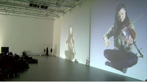 Solo at the Swiss Institute, in collaboration with E.S.P. TV