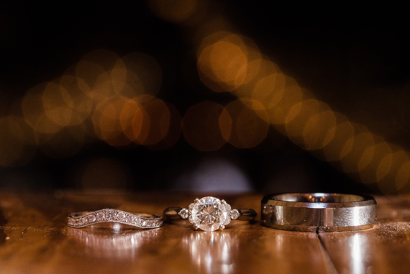wedding rings oklahoma wedding photographer