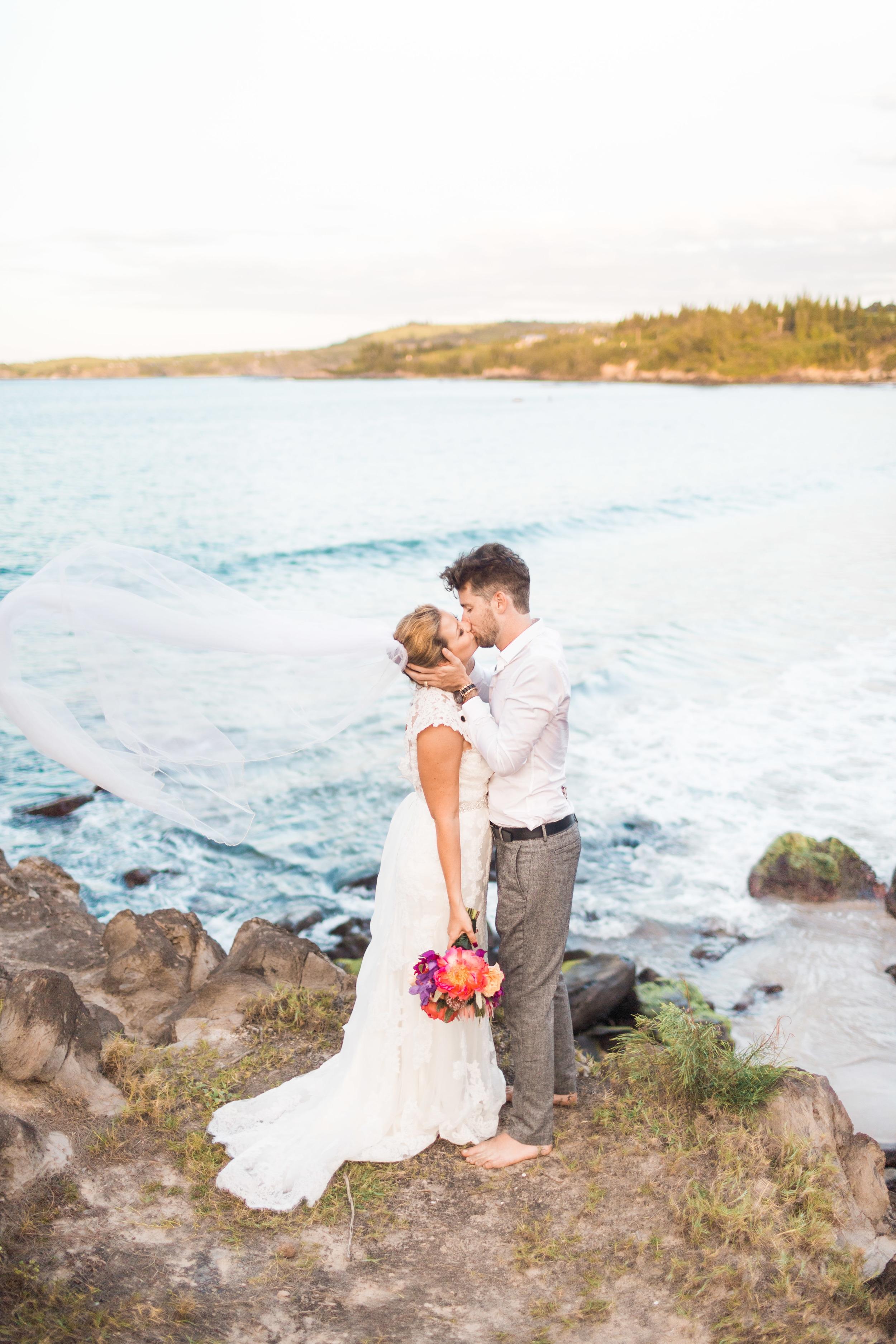 Destination Maui Wedding Natalie Schutt Photography