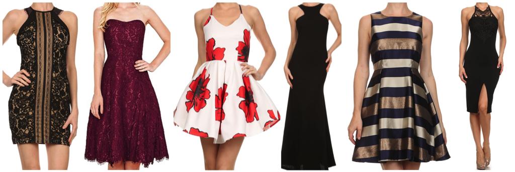 New dresses. Fall 2015