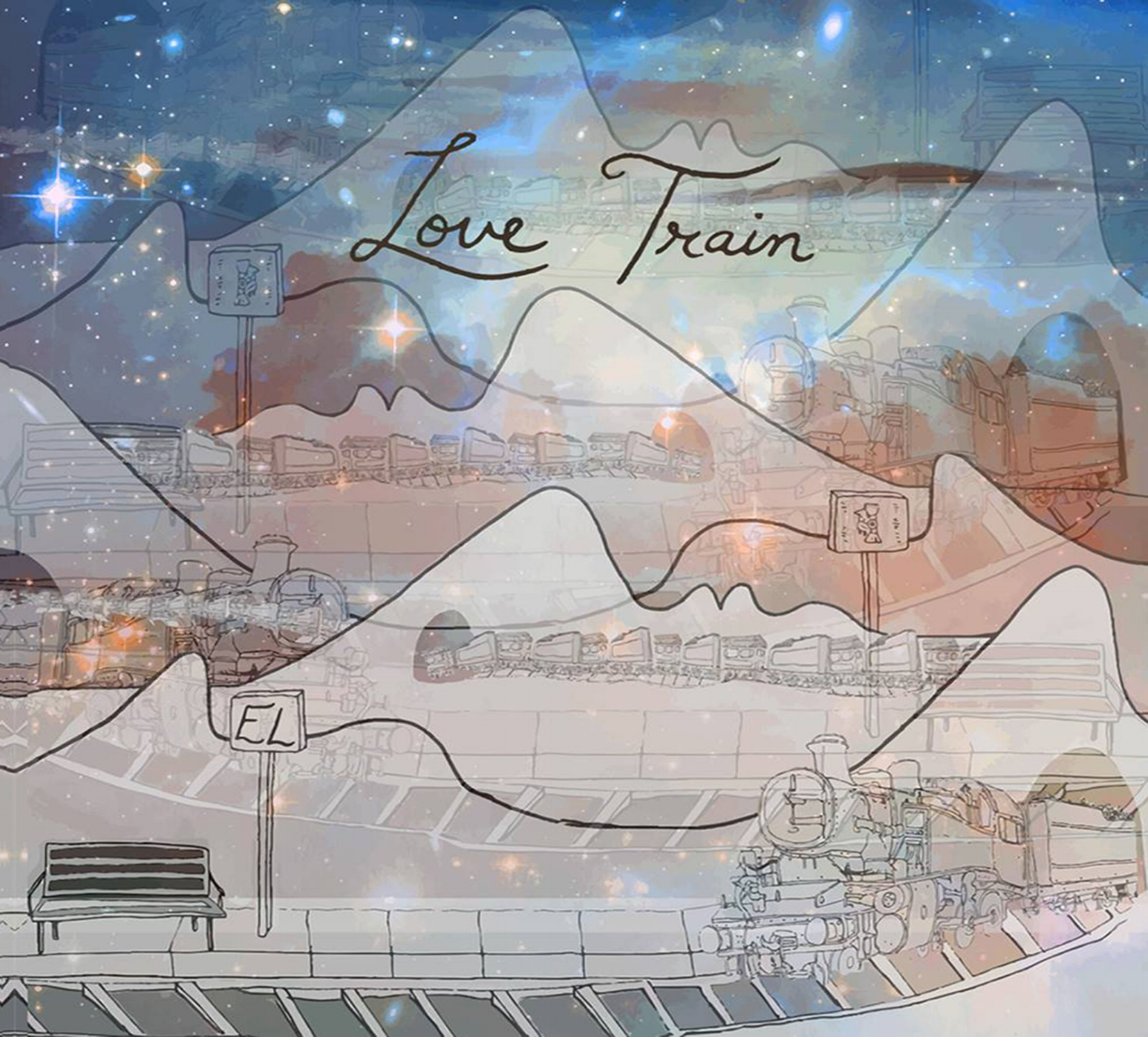 Love Train   by  EL   PRE-RELEASE