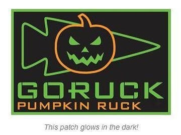 This Sunday, October 20th, we will ruck 1 mile to the local pumpkin patch. Meet at the Becoming Badass Training Center at 8:30am.