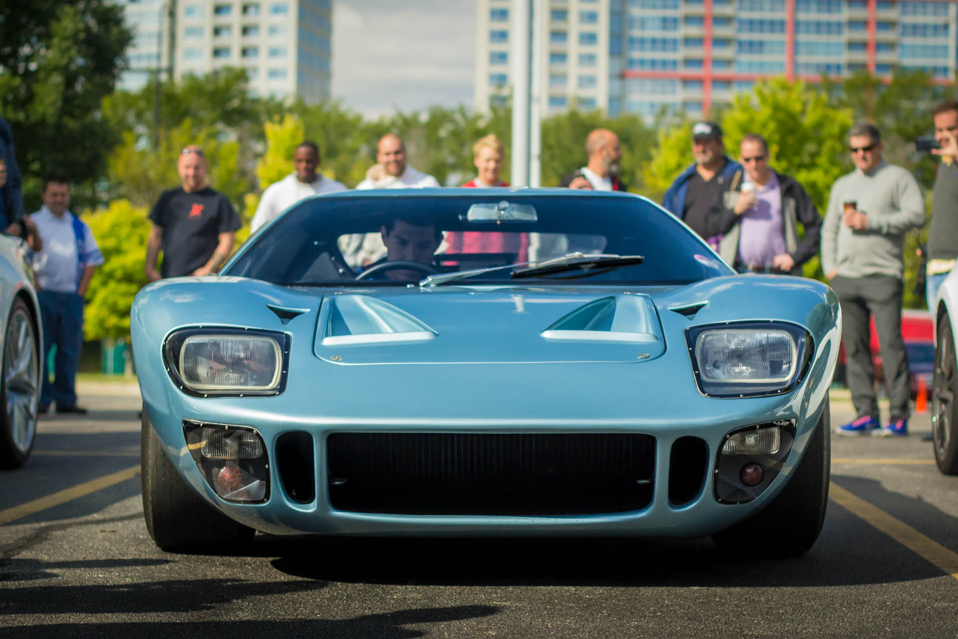 Ford MK1 GT40 Front