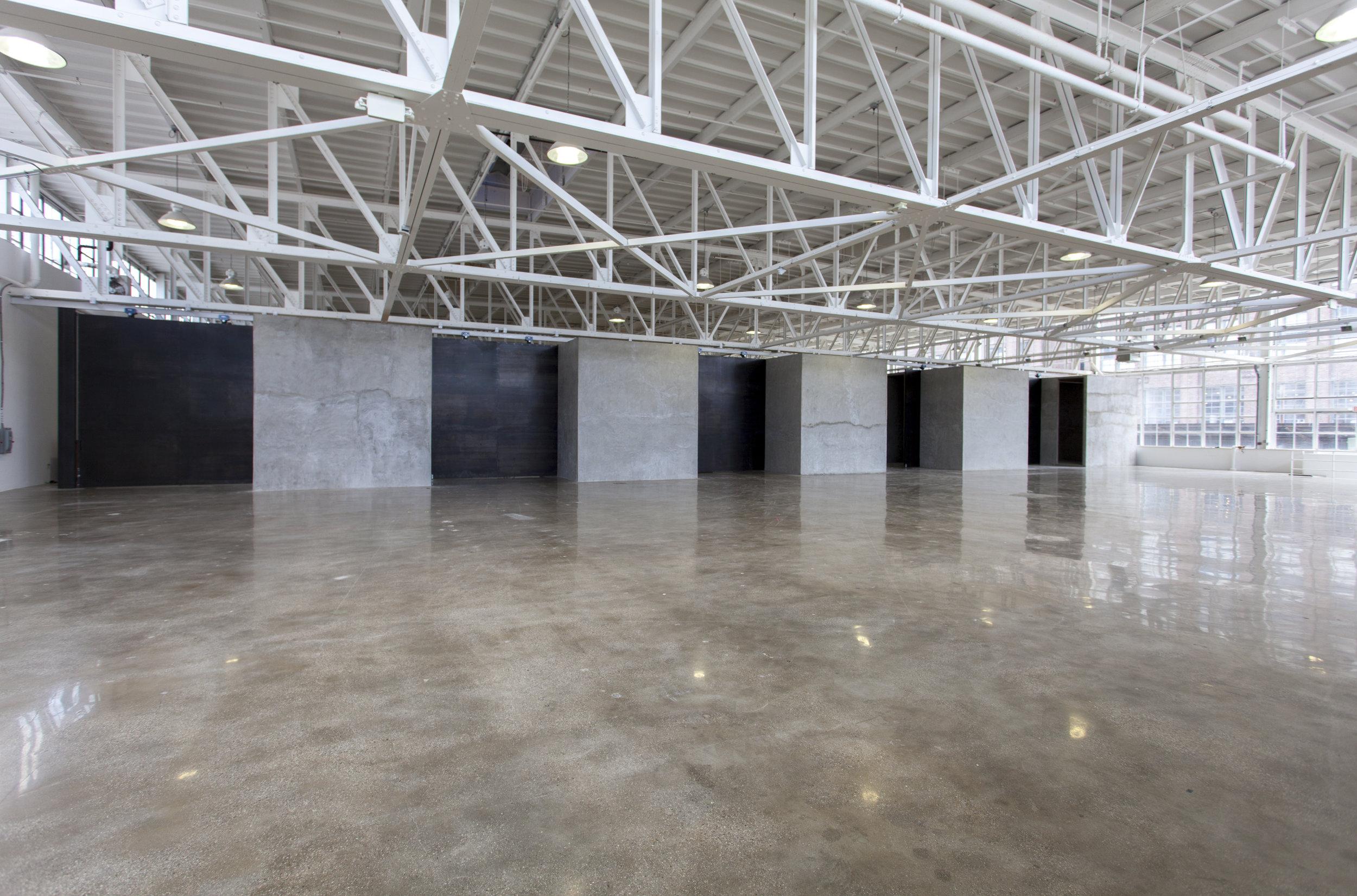 Glass House, Mana Contemporary, 2016