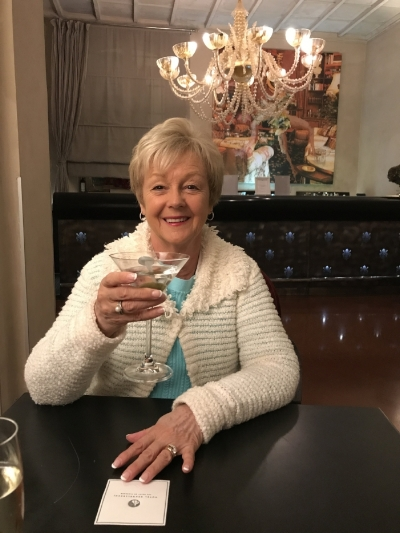 Mom in Florence