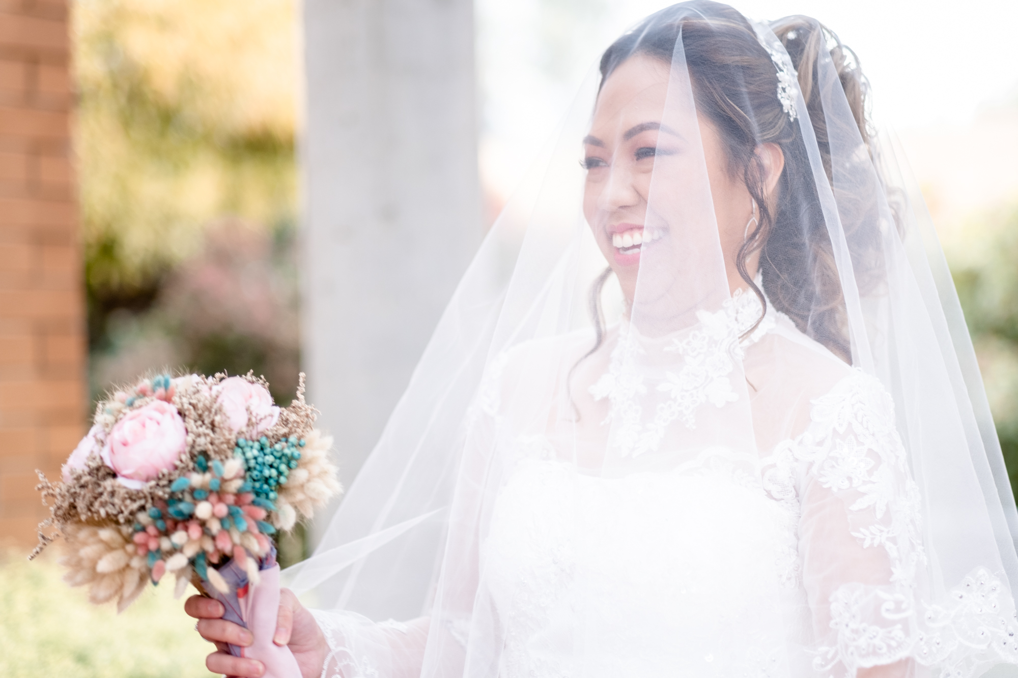 Francesca - Francesca and Callum - Albury Wedding Photography