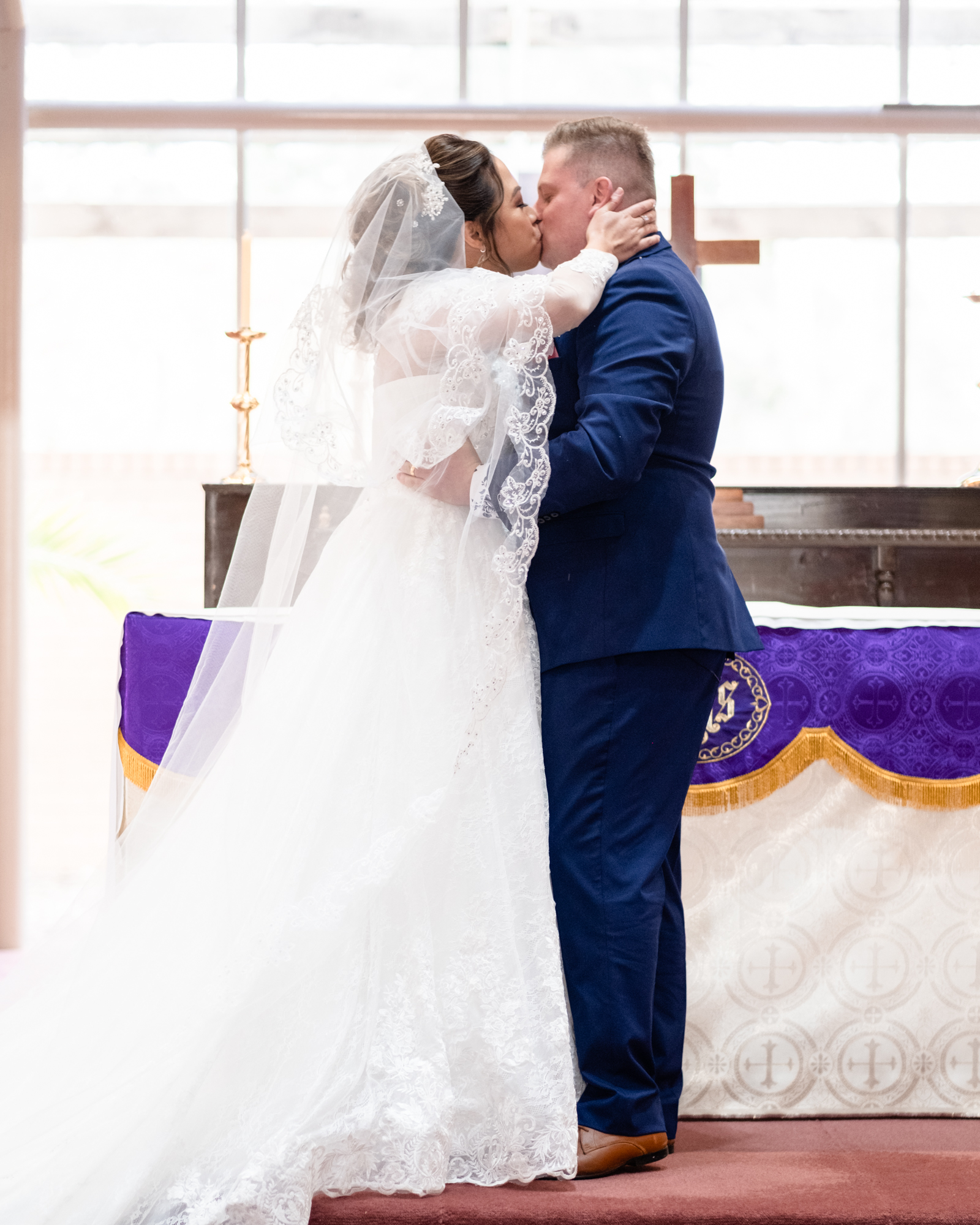 Francesca and Callum - Albury Wedding Photography