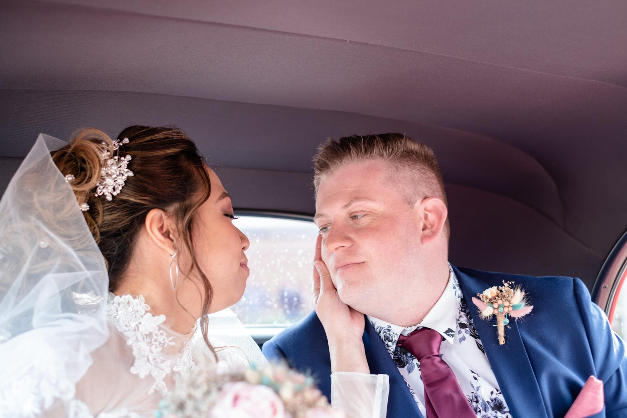 Albury Wedding Car