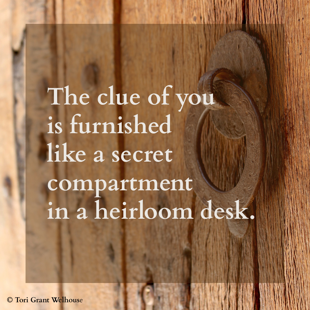 The Clue of You.jpg