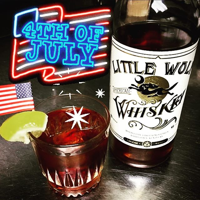 Celebrate Independence Day with some independent spirits.