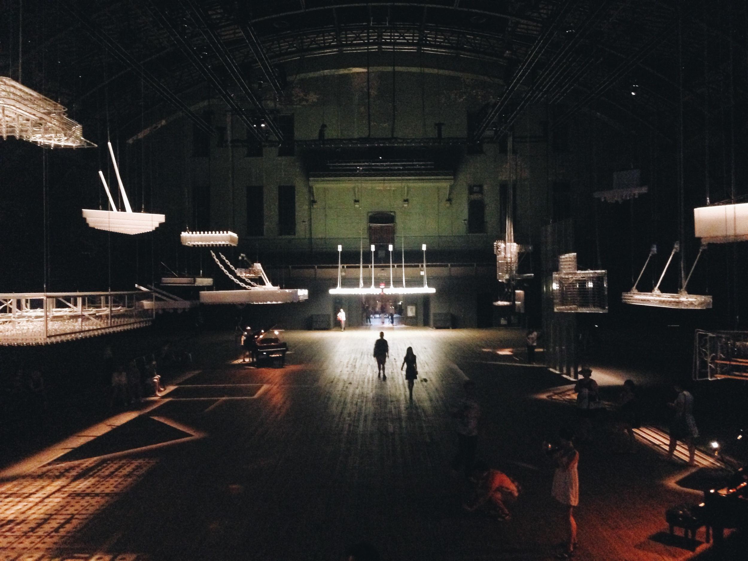 H{N}YPN{Y}OSIS, Park Avenue Armory | Photo: Jinglu Huang