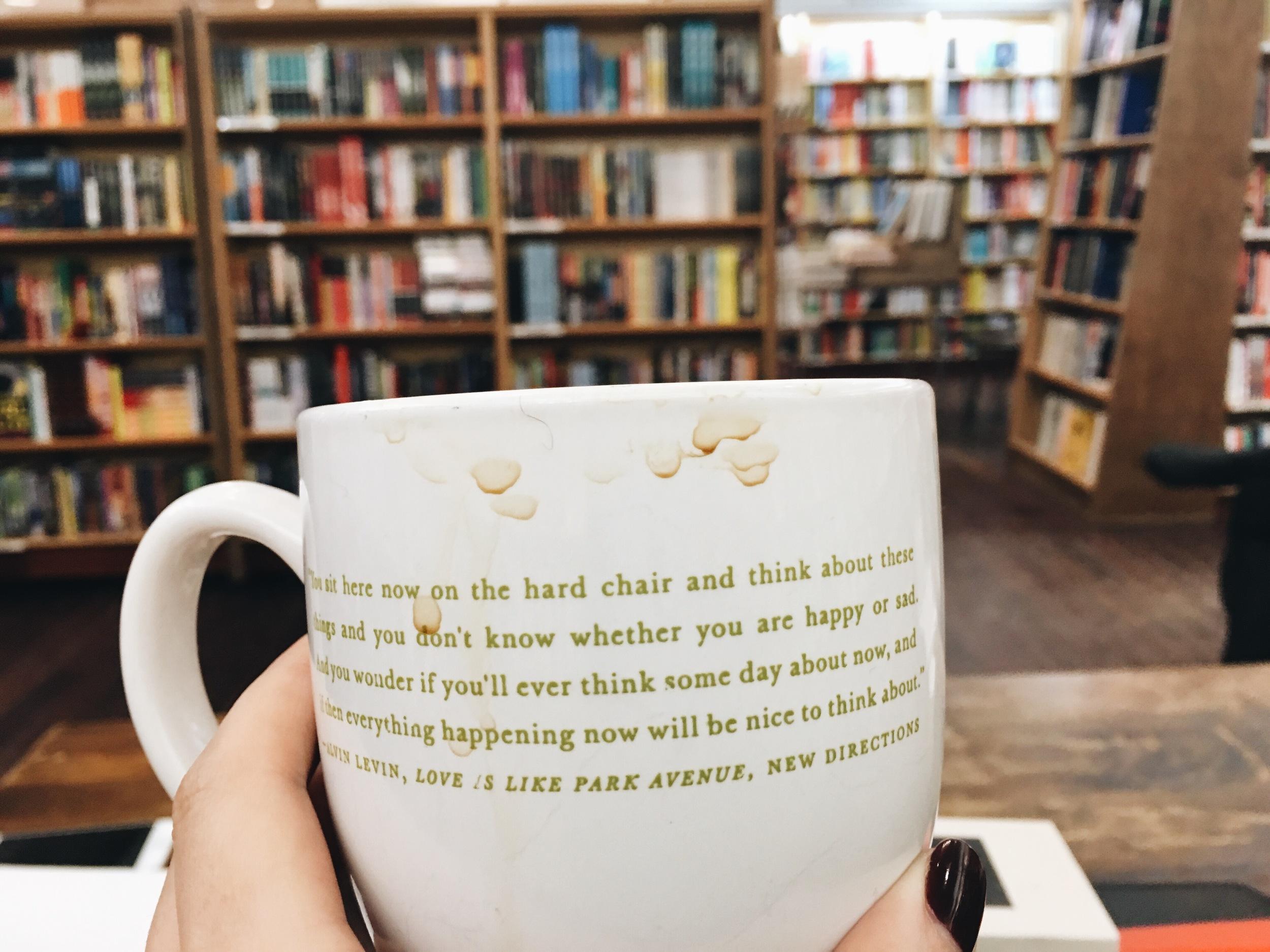 McNally Jackson Books   Photo: Jinglu Huang