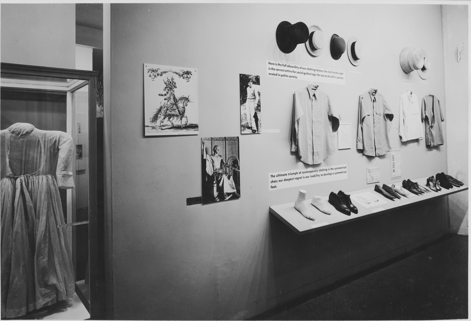 Are Clothes Modern?  MoMA, 1944  Photo: MoMA