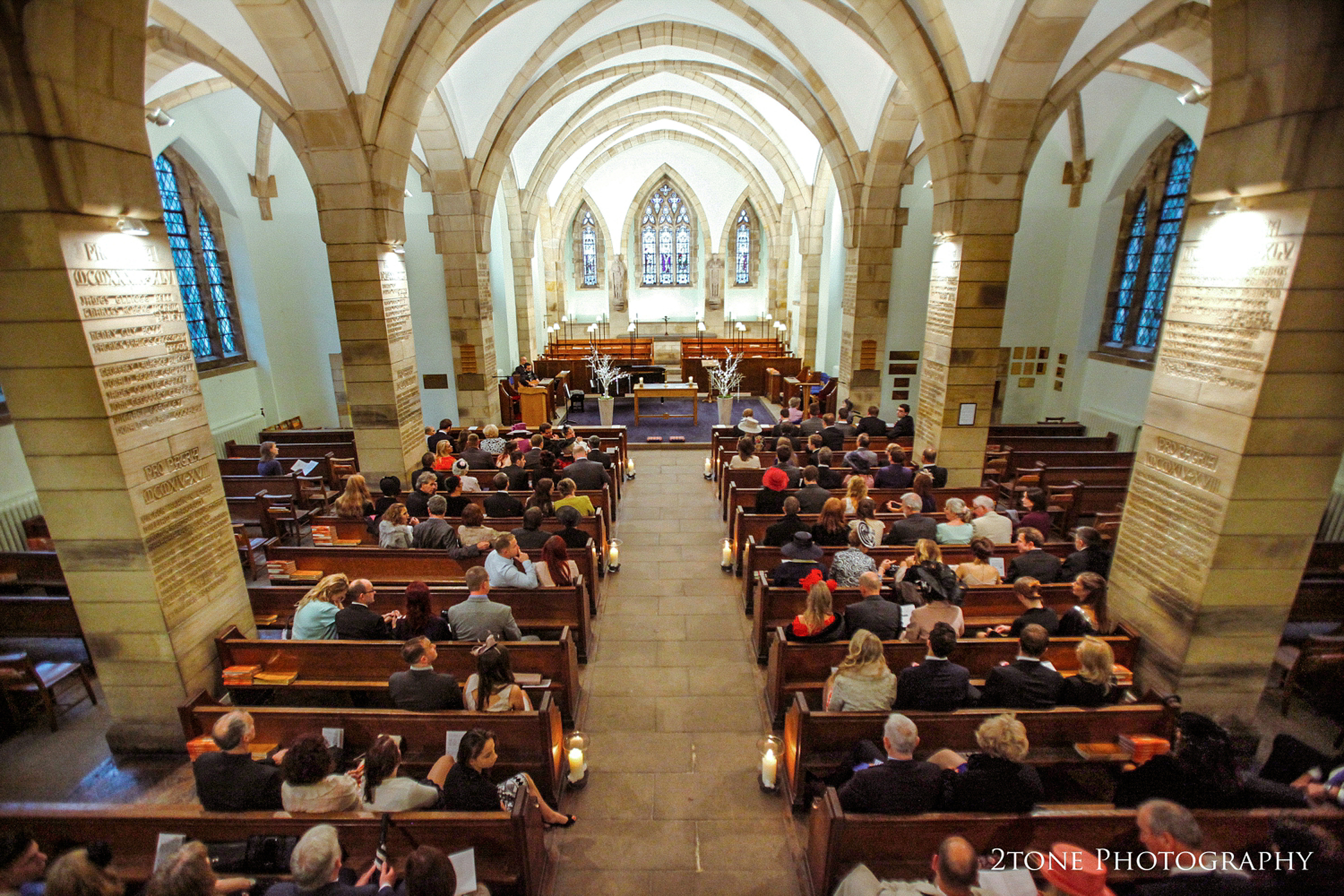 Durham school chapel