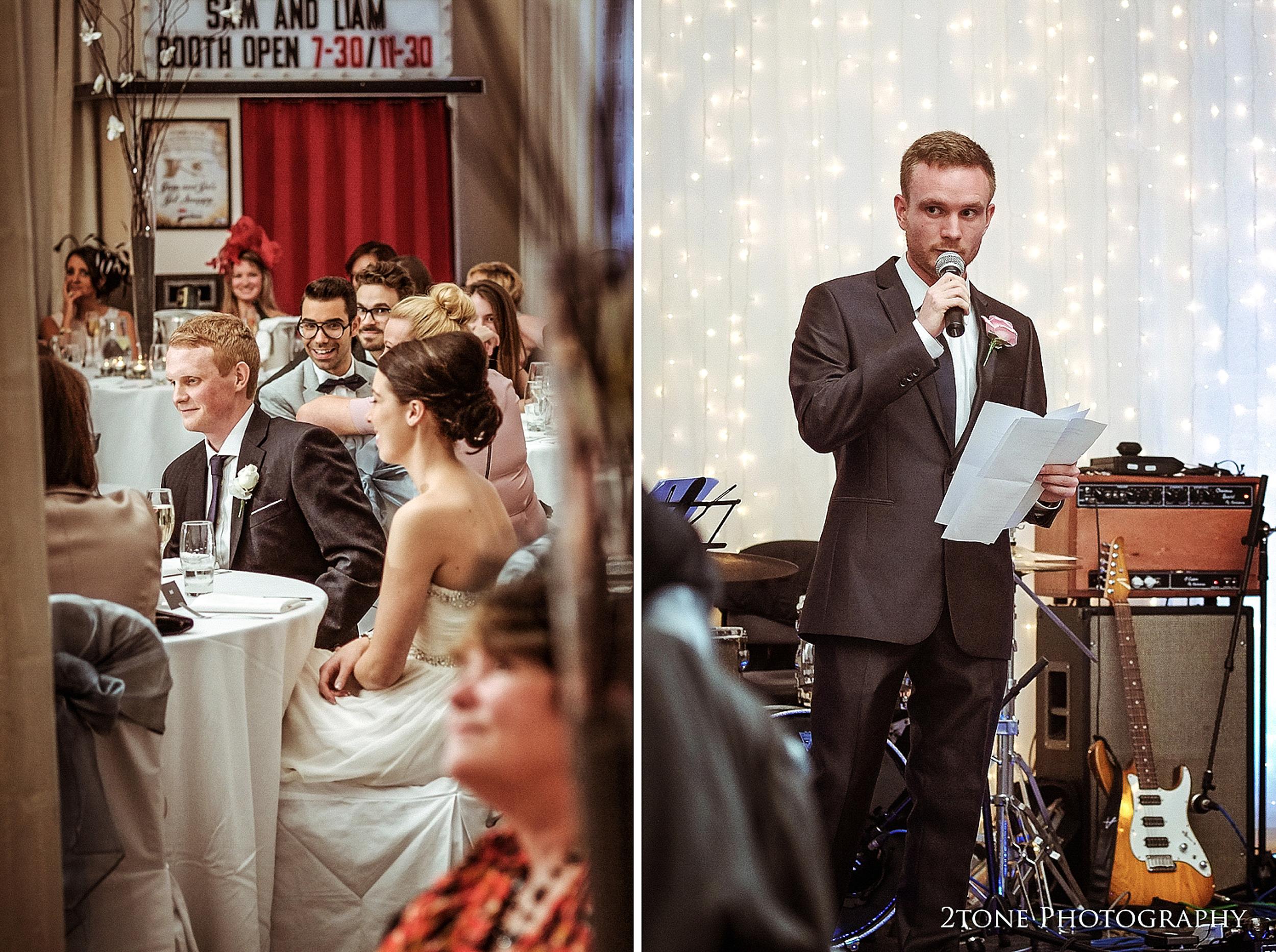 Beamish Hall wedding