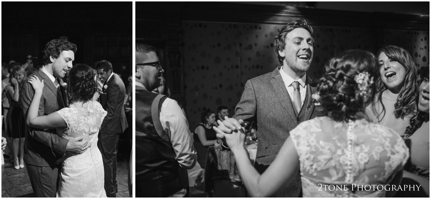First dance wedding photography in Newcastle