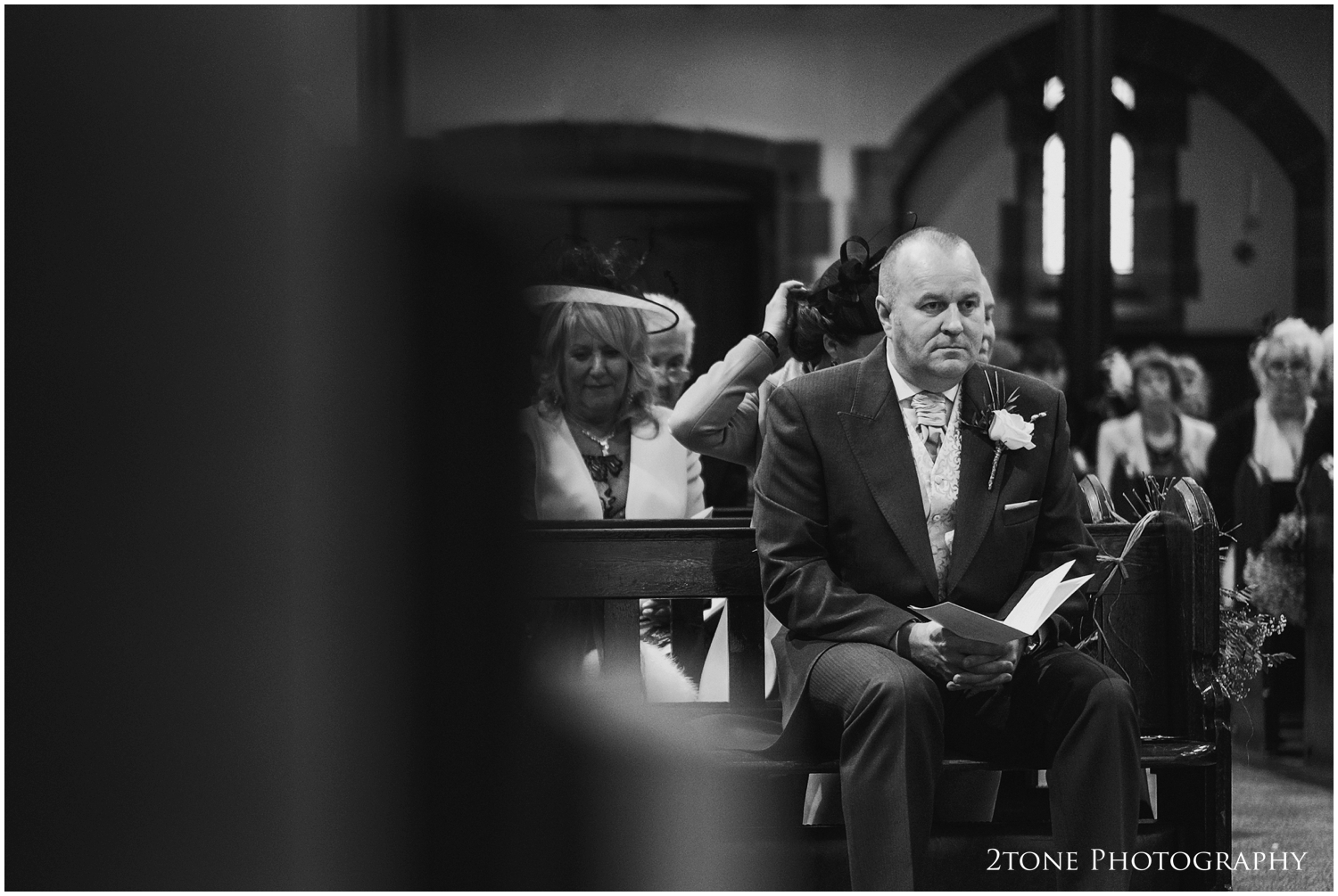 St Hilda's R.C Church, Southwick, Sunderland wedding photography
