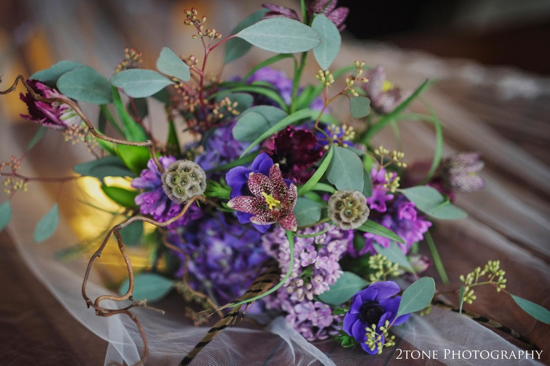 Adam Prest bridal bouquet