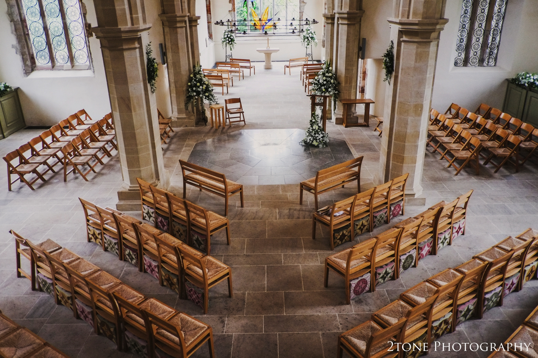 St Brandon's Church, Brancepeth