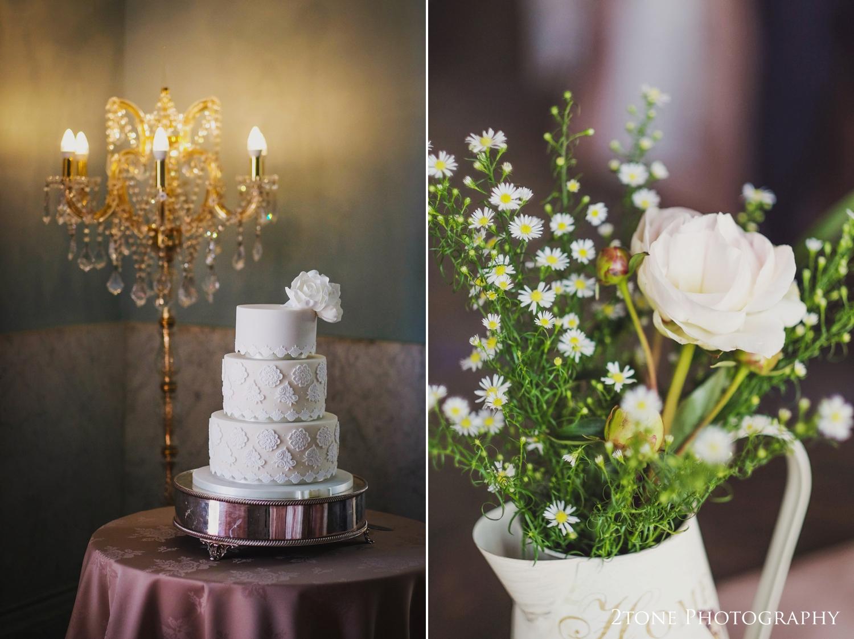 Wynyard Hall wedding cake www.2tonephotography.co.uk