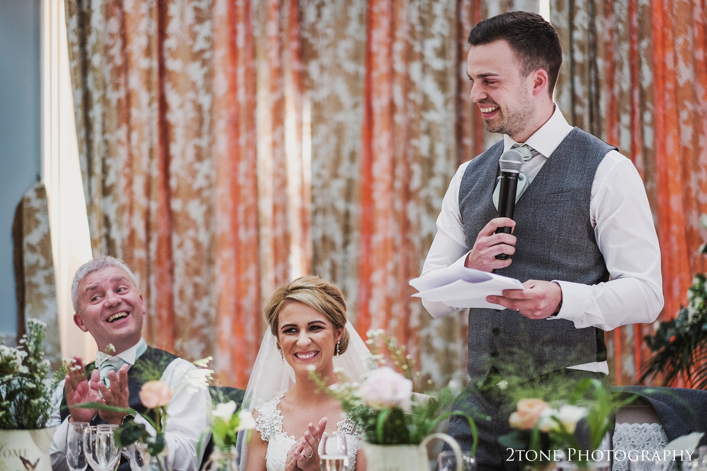 wedding speeches at Wynyard Hall www.2tonephotography.co.uk