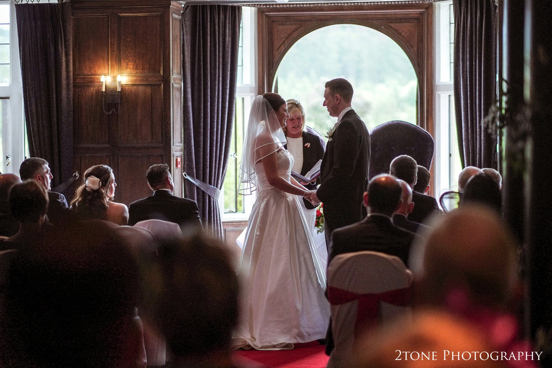 Wedding photography at Slaley Hall by durham wedding photographers www.2tonephotography.co.uk