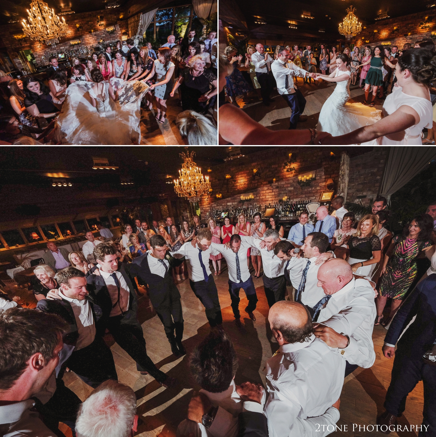 E  very single person in the room got involved in the dancing, everyone gave it 100% and everyone danced as if they were dancing at their own wedding.