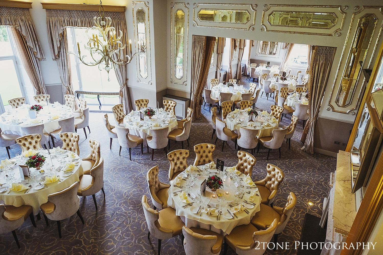 Opulent wedding decor.  Wedding photography newcastle, www.2tonephotography.co.uk
