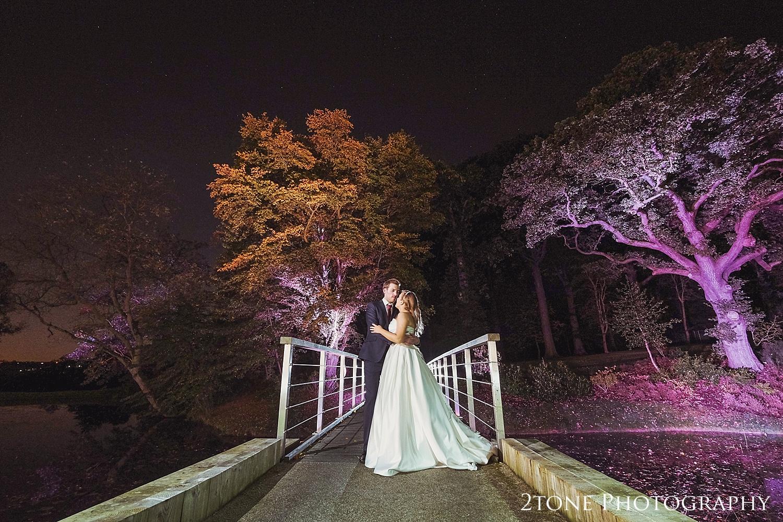 Night wedding portraits.  Wedding photography newcastle, www.2tonephotography.co.uk
