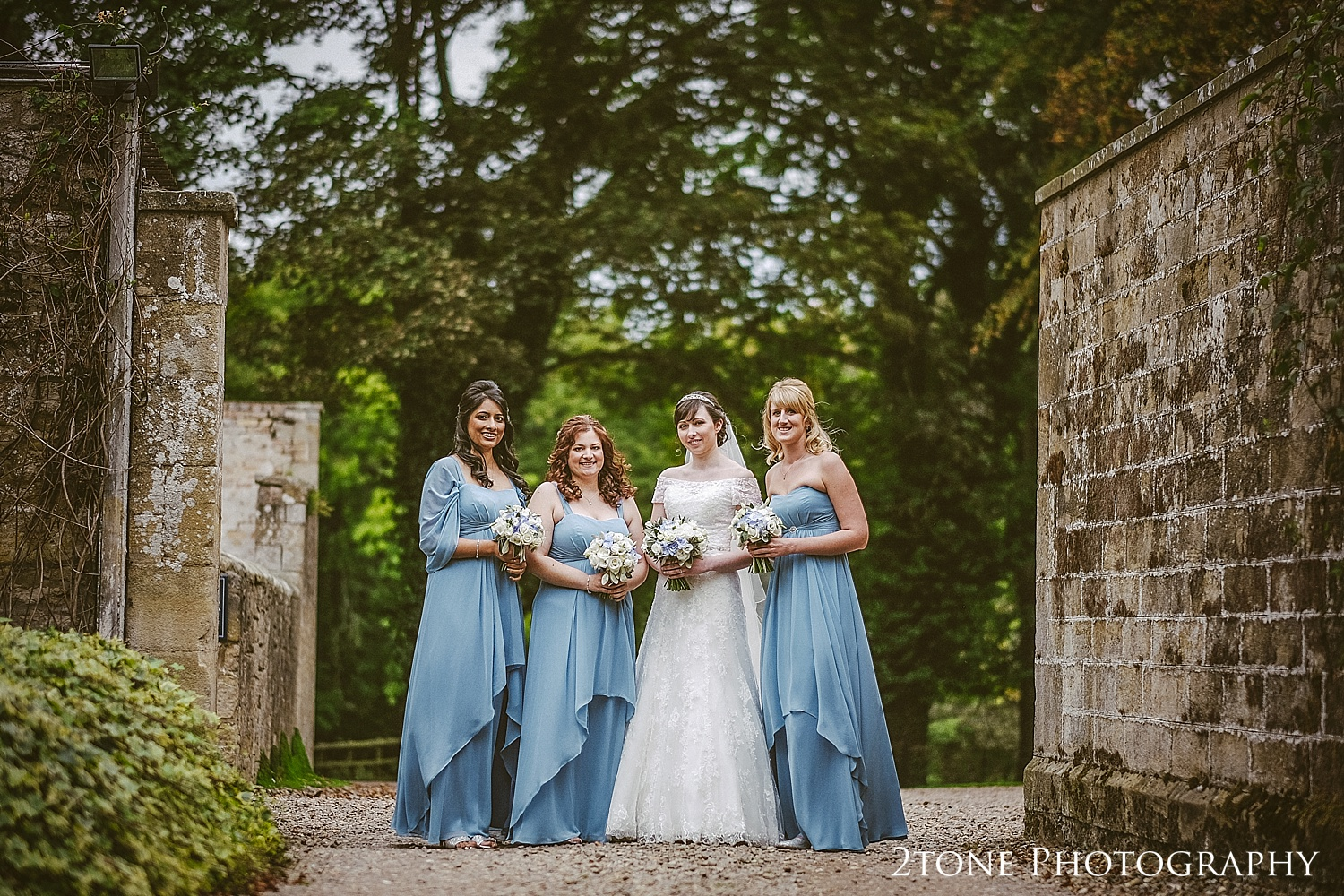 Together we make use of the wonderful grounds around Eshott Hall for photographs
