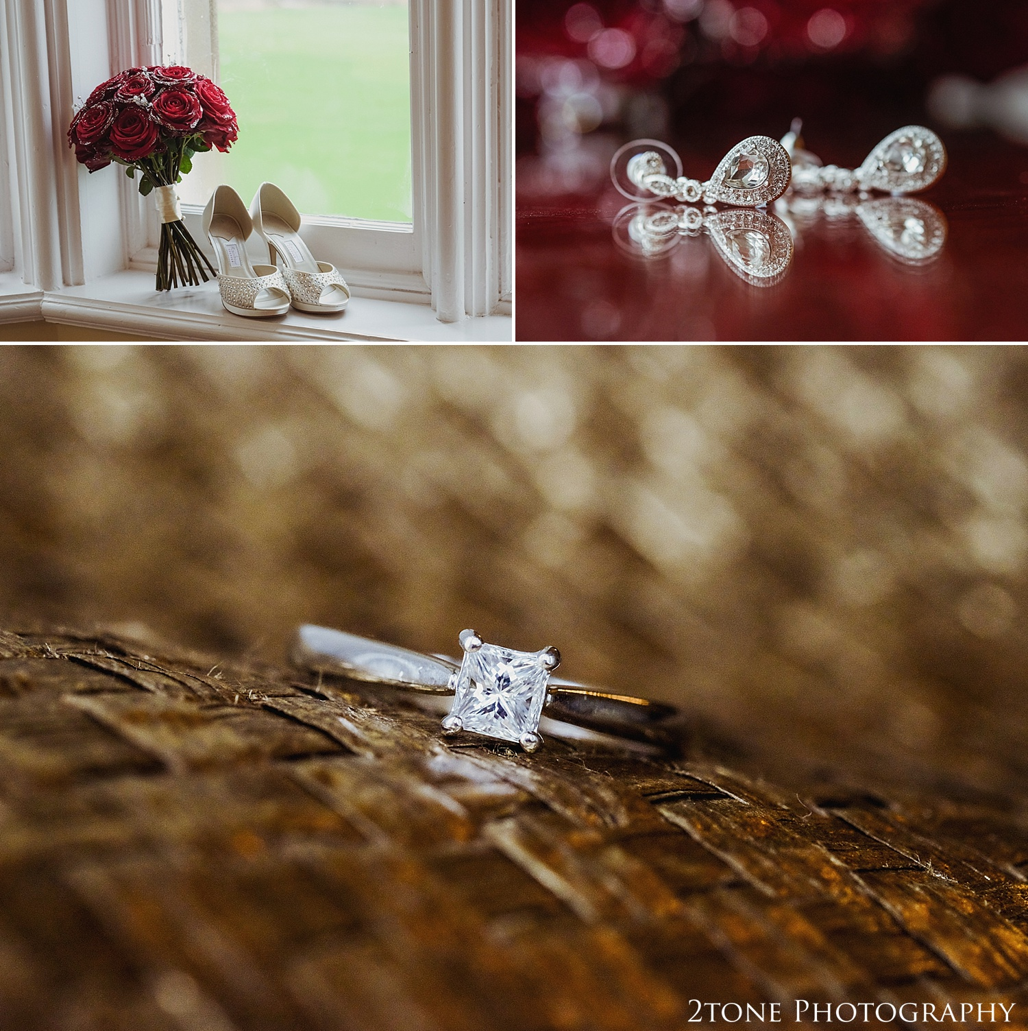 Wedding photography at Matfen Hall by www.2tonephotography.co.uk