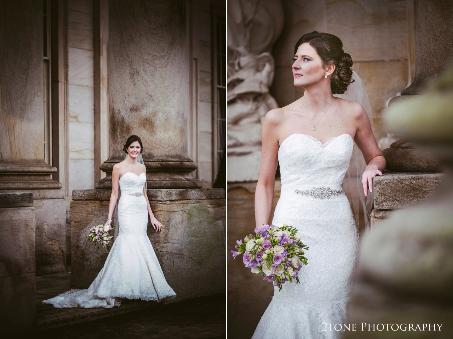 Wynyard Hall wedding Photography by durham wedding photographers www.2tonephotography.co.uk