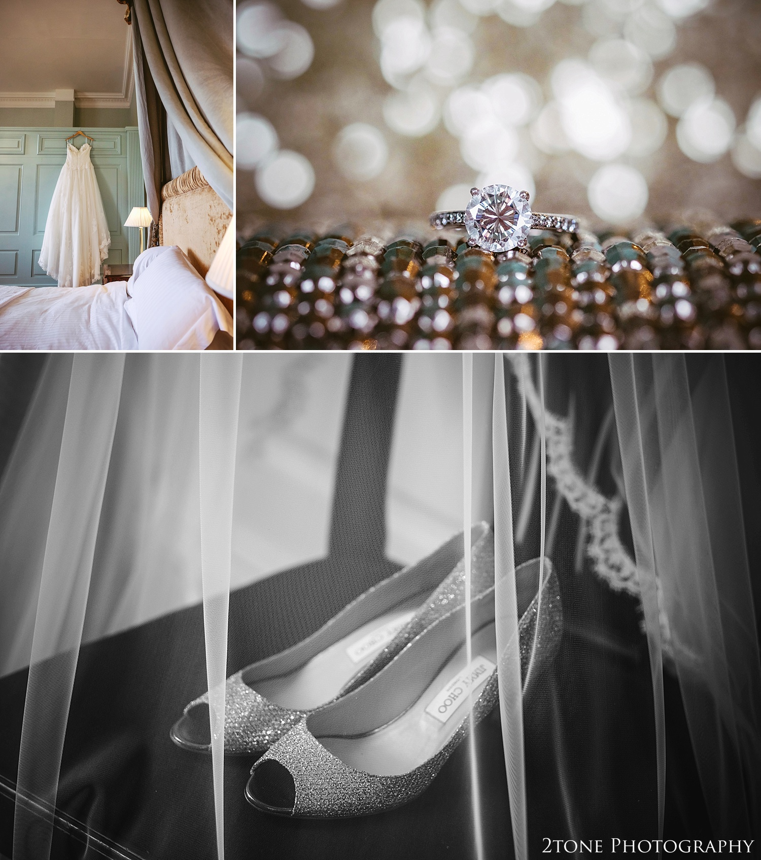 Wedding details.  Wynyard Hall wedding photography by www.2tonephotography.co.uk
