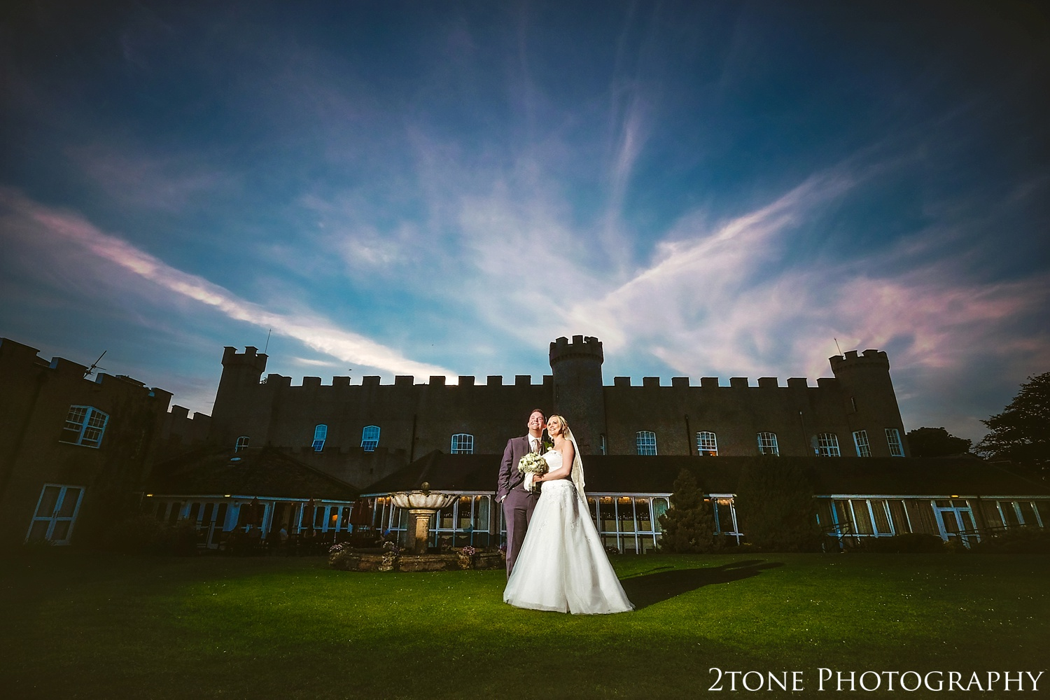 The Ramside Hall wedding by wedding photographers 2tone Photography