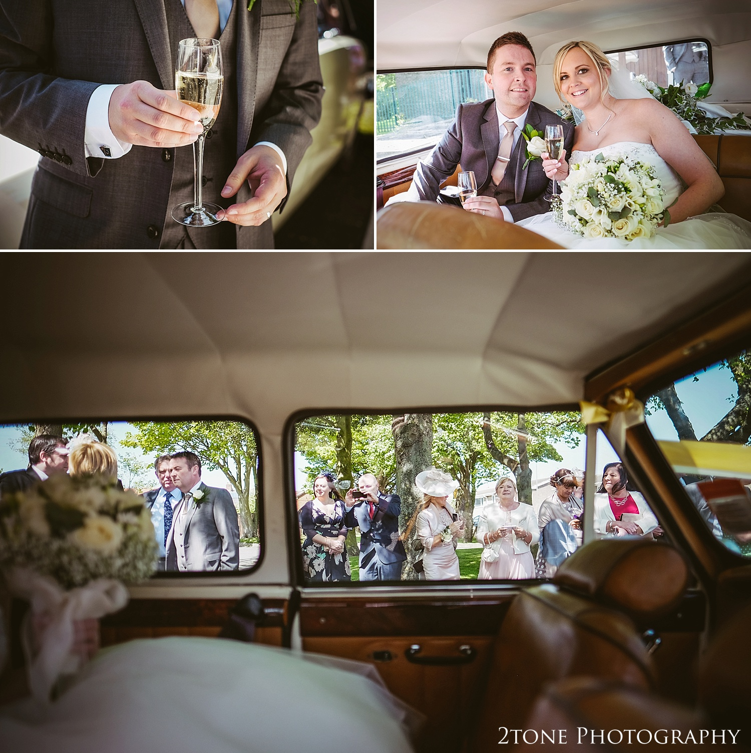 A wedding at St Cuthberts Seaham, wedding photography by www.2tonephotography.co.uk