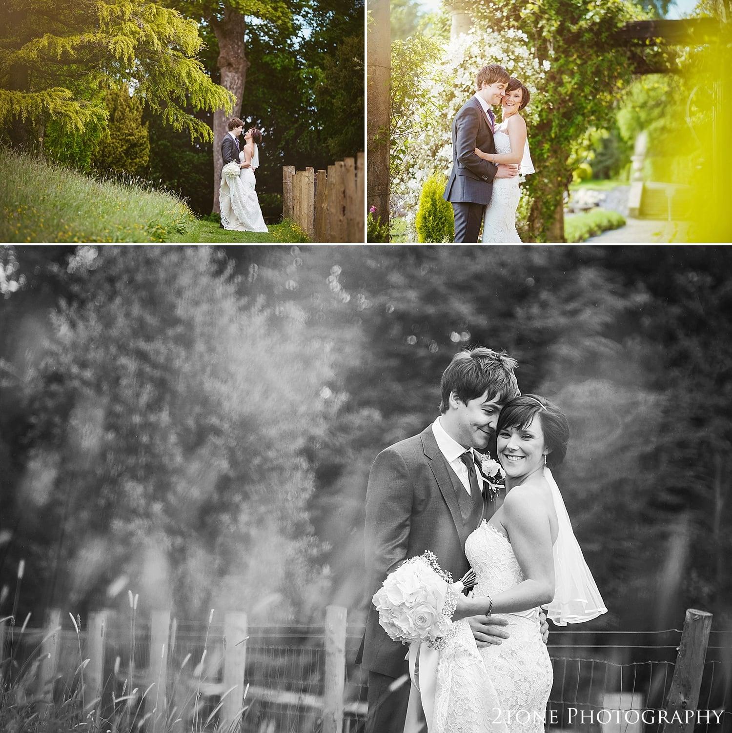 Wedding Photo's at Kirkley Hall, Newcastle.  2tone Photography