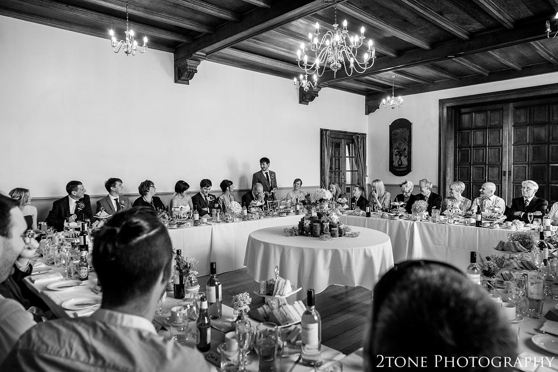 Wedding speech at Kirkley Hall