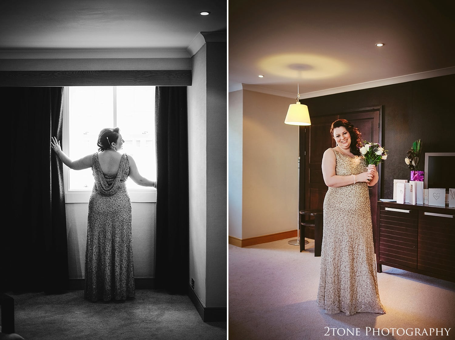 Wedding Photography in Edinburgh by 2tone Photography
