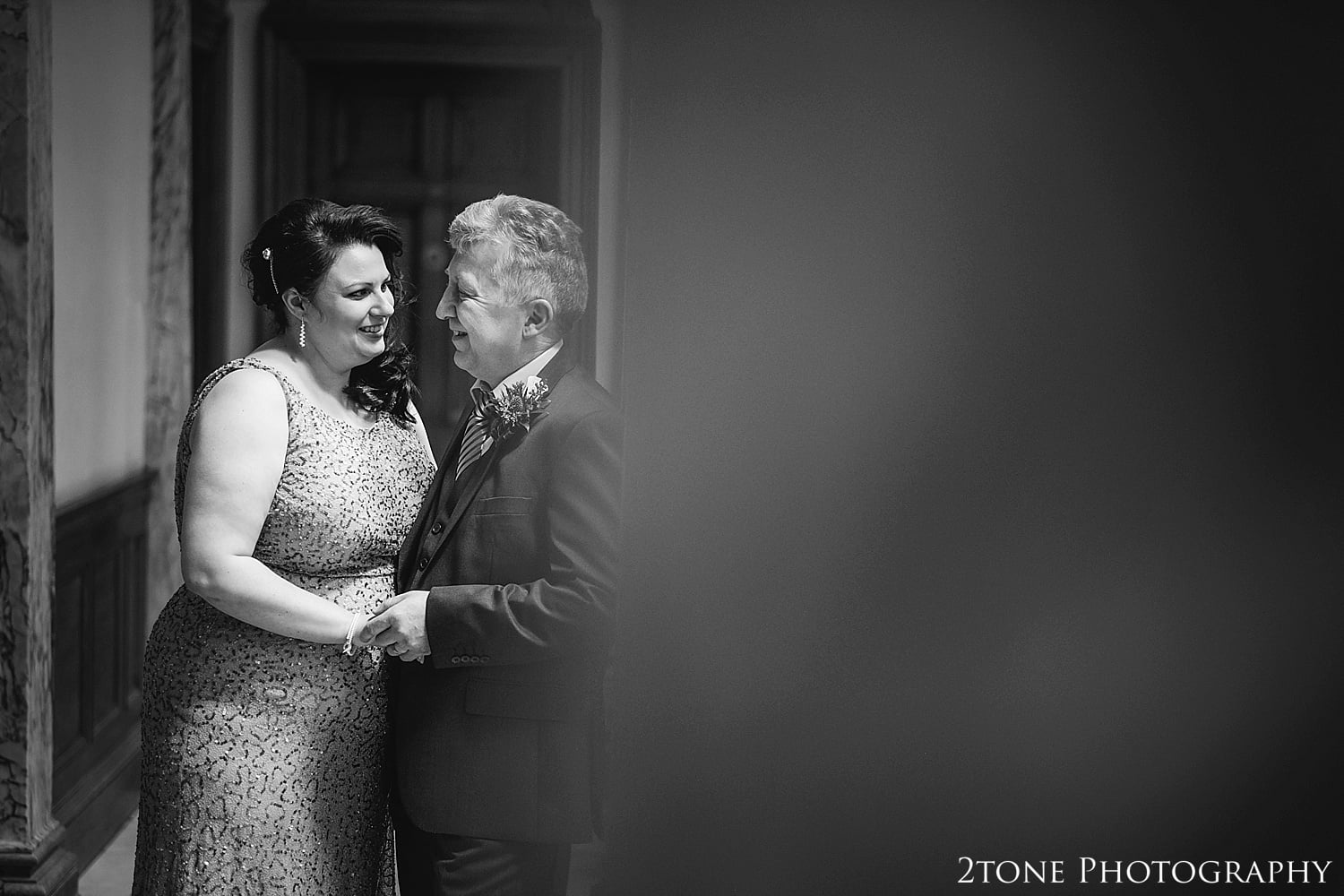 Beautiful Wedding Photography at the Lothian Chambers in Edinburgh by 2tone Photography
