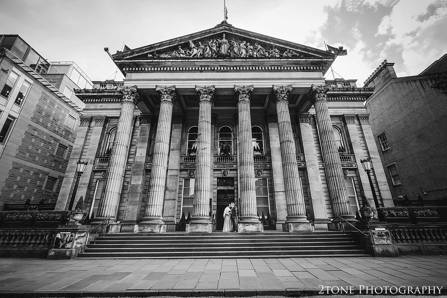 The Dome wedding photography