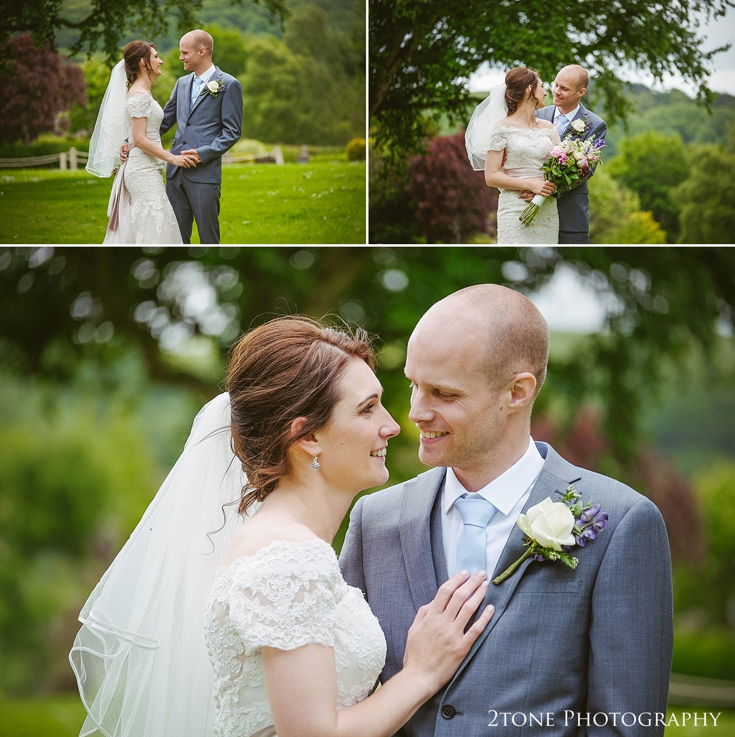 Natural wedding photography at St Oswin's Church in Newton Under Roseberry by 2tone photography www.2tonephotograpy.co.uk