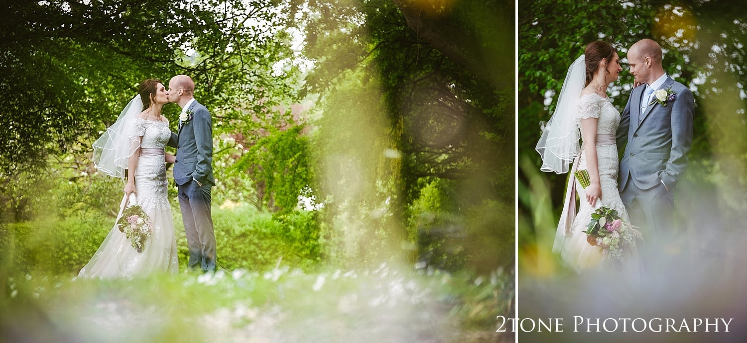 Natural wedding photographs at St Oswin's Church in Newton Under Roseberry by 2tone photography www.2tonephotograpy.co.uk