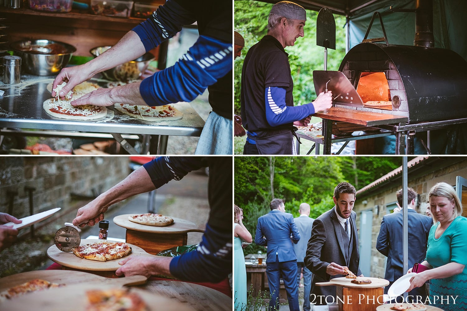 Pizza oven at Ingleby Greenhow Village Hall by 2tone Photography www.2tonephotograhy.co.uk