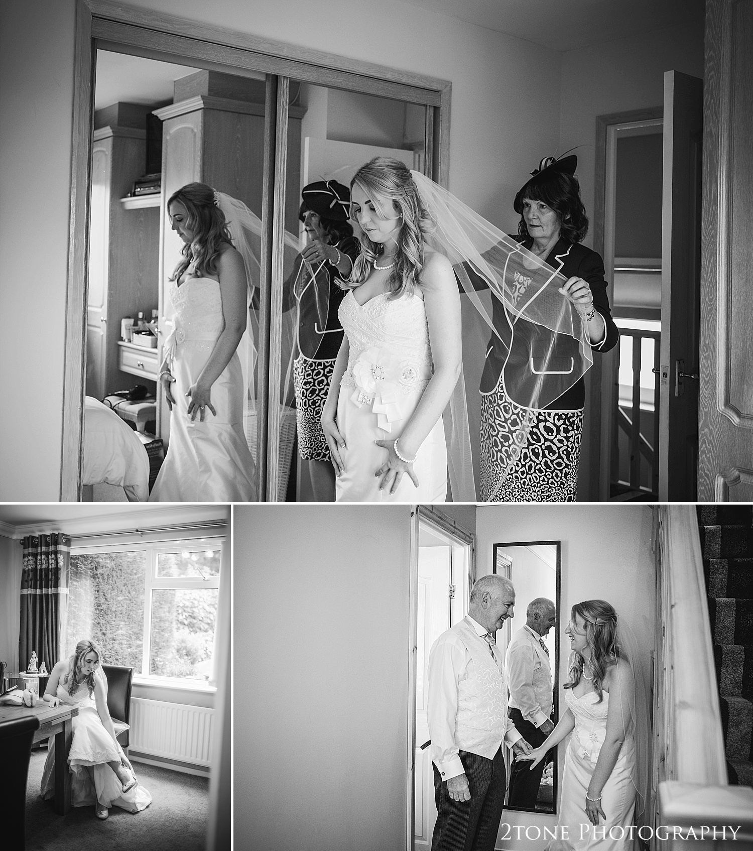 Wedding day getting ready by by www.2tonephotograhy.co.uk
