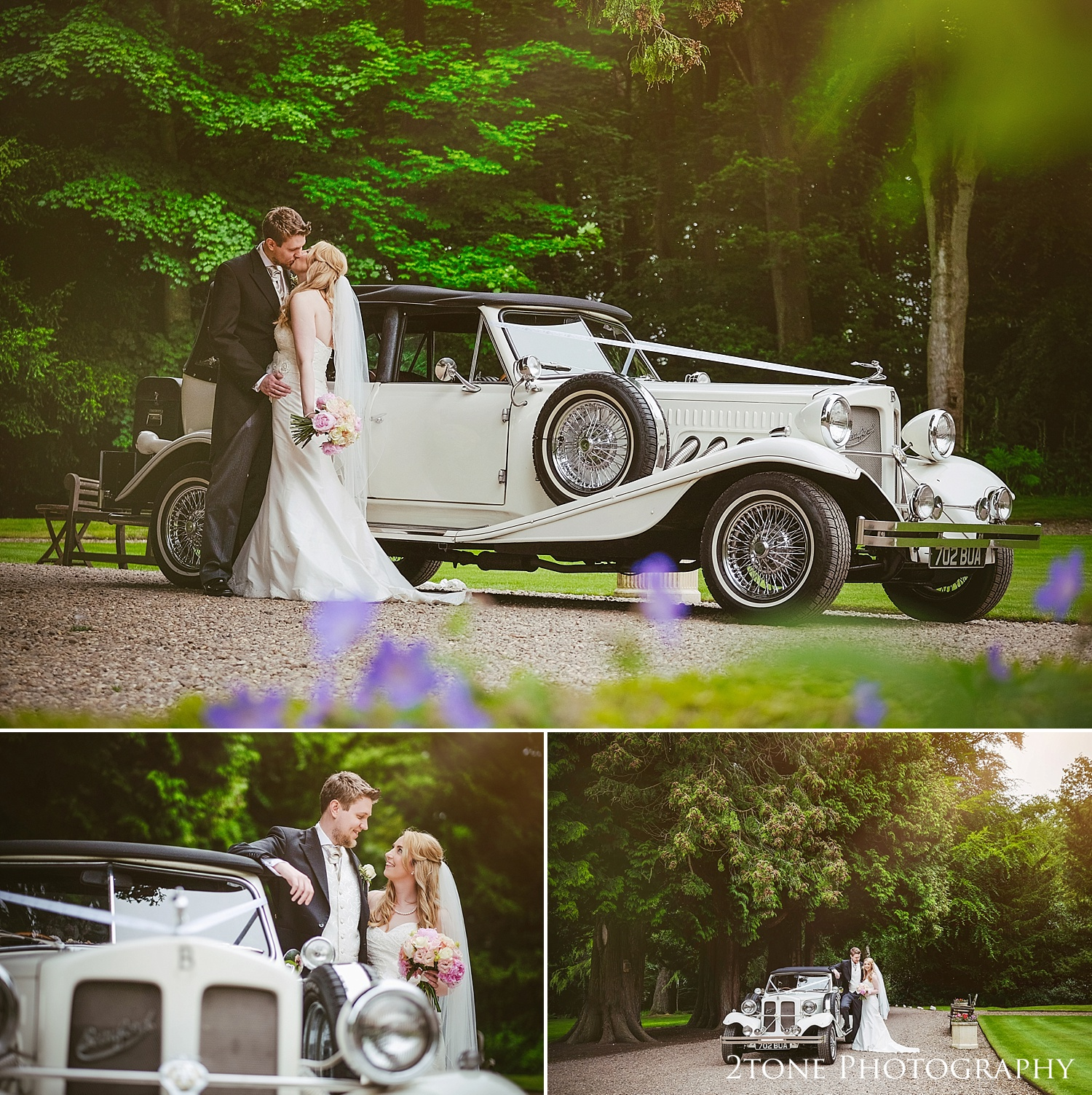 Wedding photography at Eshott Hall by www.2tonephotograhy.co.uk