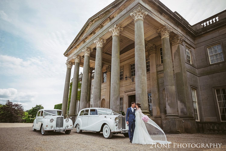 Wynyard Hall by Durham based wedding photographers www.2tonephotography.co.uk