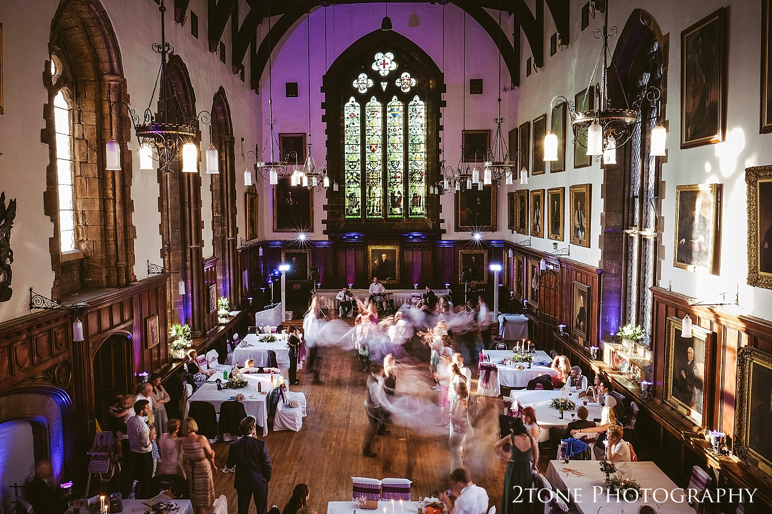 The Great Hall, Durham Castle by husband and wife team 2tone Photography www.2tonephotography.co.uk