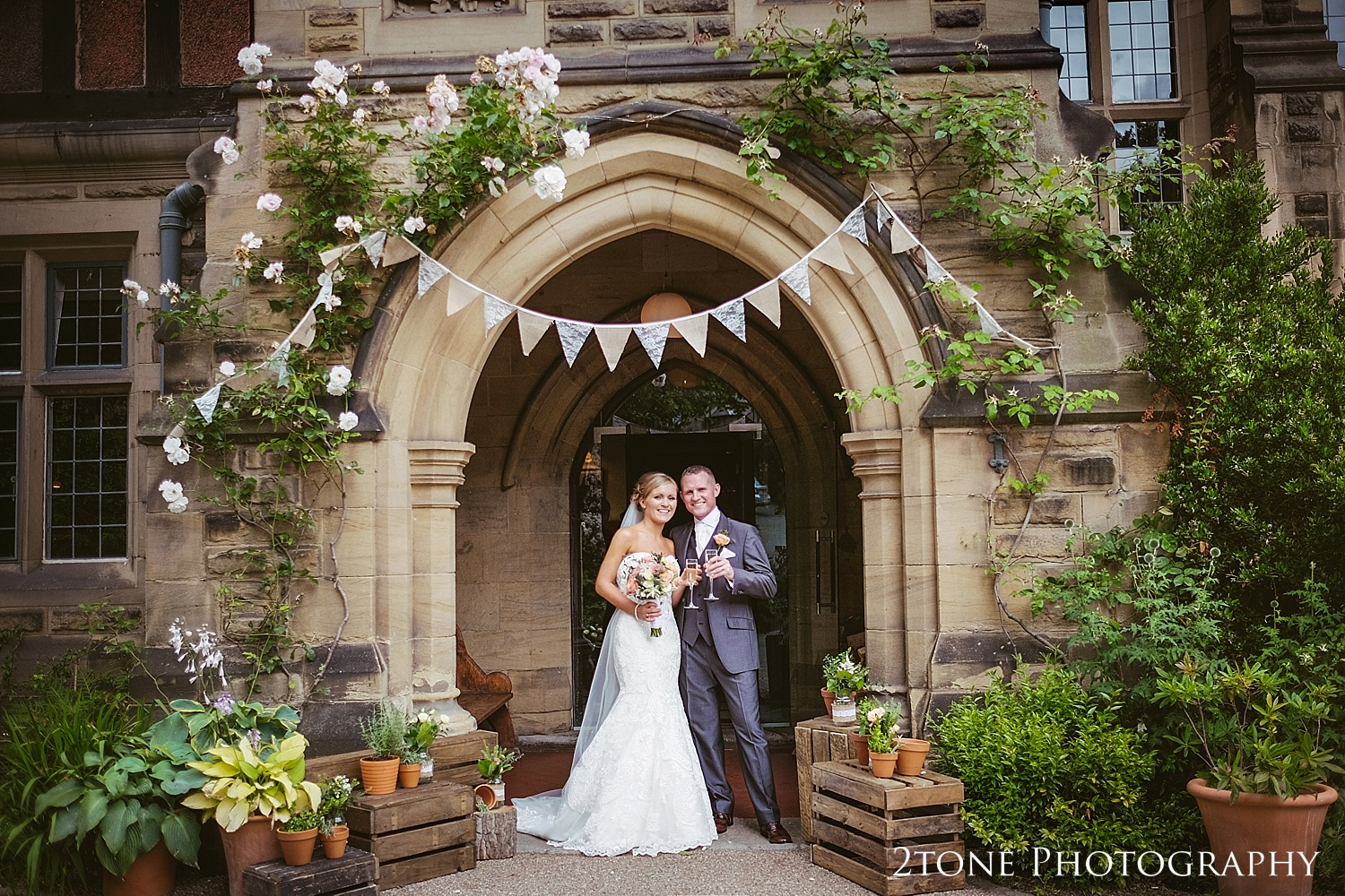 Jesmond Dene House Newcastle wedding photography www.2tonephotography.co.uk