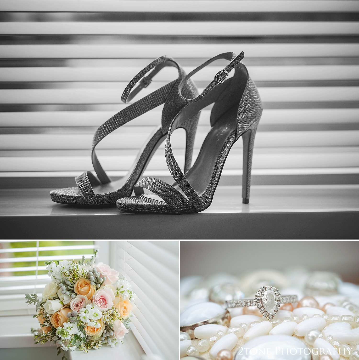 Wedding shoes by wedding photography team 2tonephotography www.2tonephotography.co.uk